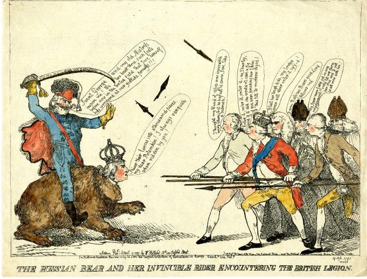 Уильям Холланд. Русский медведь и его непобедимый наездник.jpg